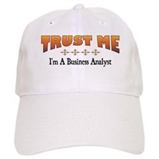 Trust Business Analyst Baseball Cap