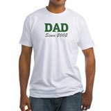Dad since 2002 (green) Shirt