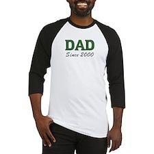 Dad since 2000 (green) Baseball Jersey