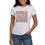 200 Flags - Women's T-Shirt