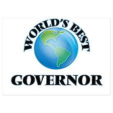 World's Best Governor Invitations