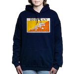 Bhutan.jpg Women's Hooded Sweatshirt