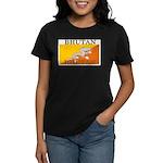 Bhutan.jpg Women's Dark T-Shirt
