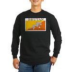 Bhutan.jpg Long Sleeve Dark T-Shirt