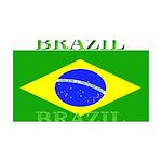 Brazilblack.png 35x21 Wall Decal