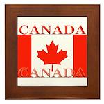 Canada.jpg Framed Tile