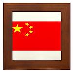 Chinablank.jpg Framed Tile