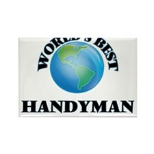 World's Best Handyman Magnets
