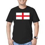 Englandblank.jpg Men's Fitted T-Shirt (dark)