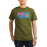 Fijiblank.png Organic Men's T-Shirt (dark)