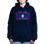 Guam.jpg Women's Hooded Sweatshirt