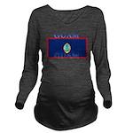 Guam.jpg Long Sleeve Maternity T-Shirt