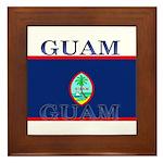Guam.jpg Framed Tile