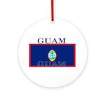 Guam.jpg Ornament (Round)