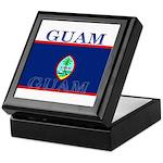 Guam.jpg Keepsake Box