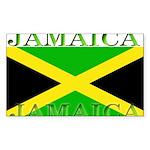 Jamaica.jpg Sticker (Rectangle 50 pk)