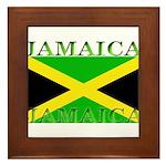Jamaica.jpg Framed Tile