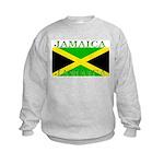 Jamaica.jpg Kids Sweatshirt