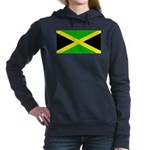 Jamaicablank.jpg Women's Hooded Sweatshirt