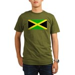 Jamaicablank.jpg Organic Men's T-Shirt (dark)