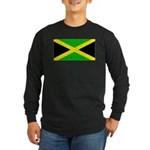 Jamaicablank.jpg Long Sleeve Dark T-Shirt