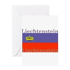 Liechtenstein.jpg Greeting Card