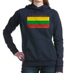 Lithuania.jpg Women's Hooded Sweatshirt