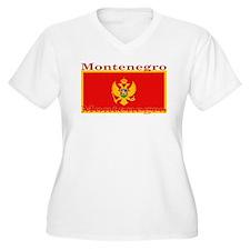 Montenegroblack.png T-Shirt