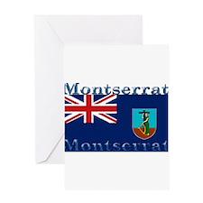 Montserrat.jpg Greeting Card