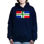 Groningenblank.jpg Women's Hooded Sweatshirt
