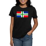 Groningenblank.jpg Women's Dark T-Shirt