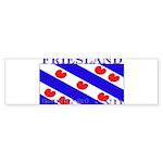 Frieslandblack.png Sticker (Bumper 50 pk)