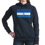 Nicaragua.jpg Women's Hooded Sweatshirt