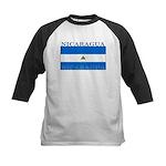 Nicaragua.jpg Kids Baseball Jersey