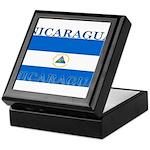 Nicaragua.jpg Keepsake Box