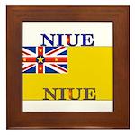 Niue.jpg Framed Tile