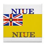 Niue.jpg Tile Coaster
