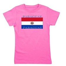 Paraguayblack.png Girl's Tee