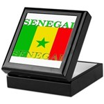 Senegal.png Keepsake Box