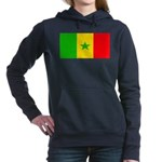 Senegalblank.png Women's Hooded Sweatshirt
