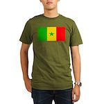 Senegalblank.png Organic Men's T-Shirt (dark)