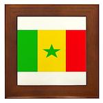 Senegalblank.png Framed Tile