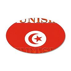 Tunisia.jpg 35x21 Oval Wall Decal