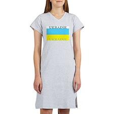 Ukraine.jpg Women's Nightshirt