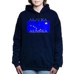 Alaska.png Women's Hooded Sweatshirt