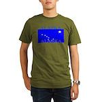 Alaska.png Organic Men's T-Shirt (dark)