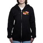 Marylandblank.png Women's Zip Hoodie