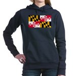 Marylandblank.png Women's Hooded Sweatshirt