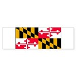 Marylandblank.png Sticker (Bumper 10 pk)