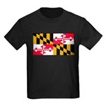Marylandblank.png Kids Dark T-Shirt